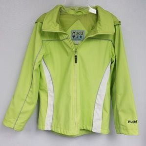 Mudd kid's Rain/wind coat medium weight